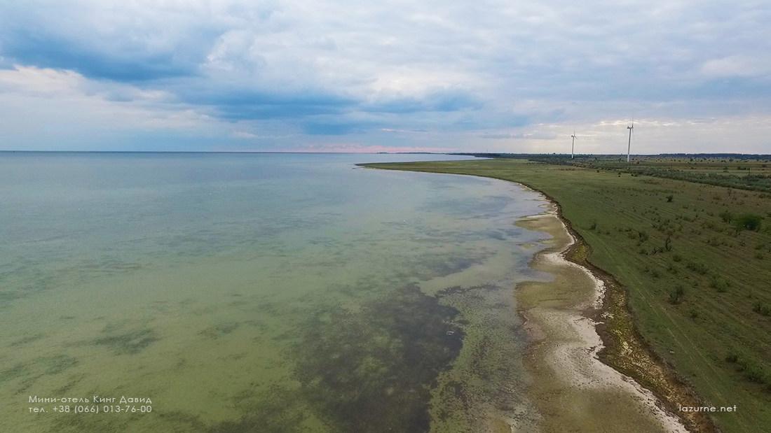 Лазурне Відпочинок 2021. Відпочинок в Україні на Морі