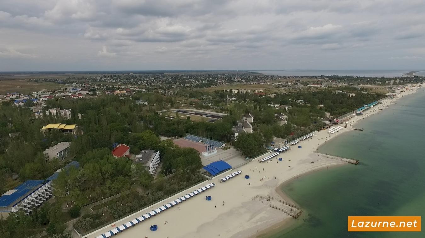 Лазурное Фото. Лазурне Херсонская область Украина. Отдых на море Лазурное 107-2