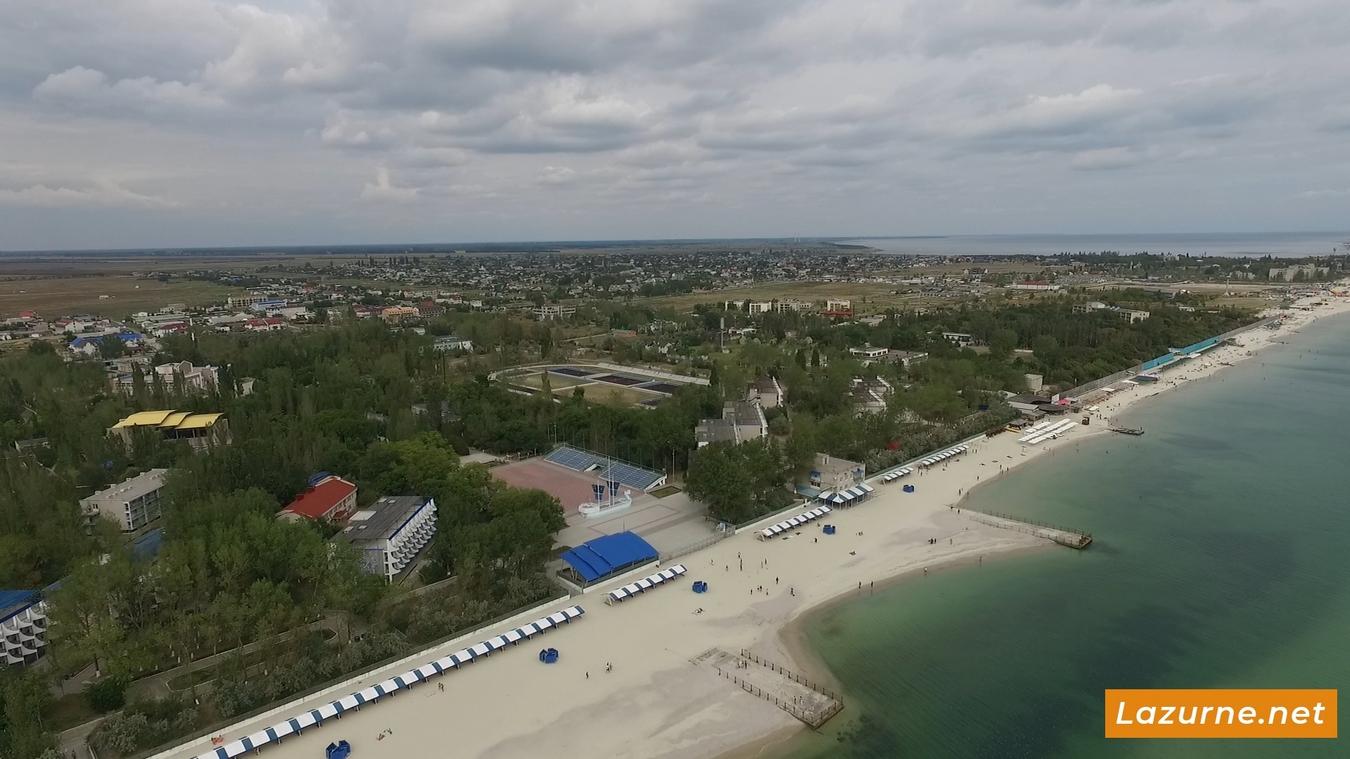 Лазурное Фото. Лазурне Херсонская область Украина. Отдых на море Лазурное 108-2