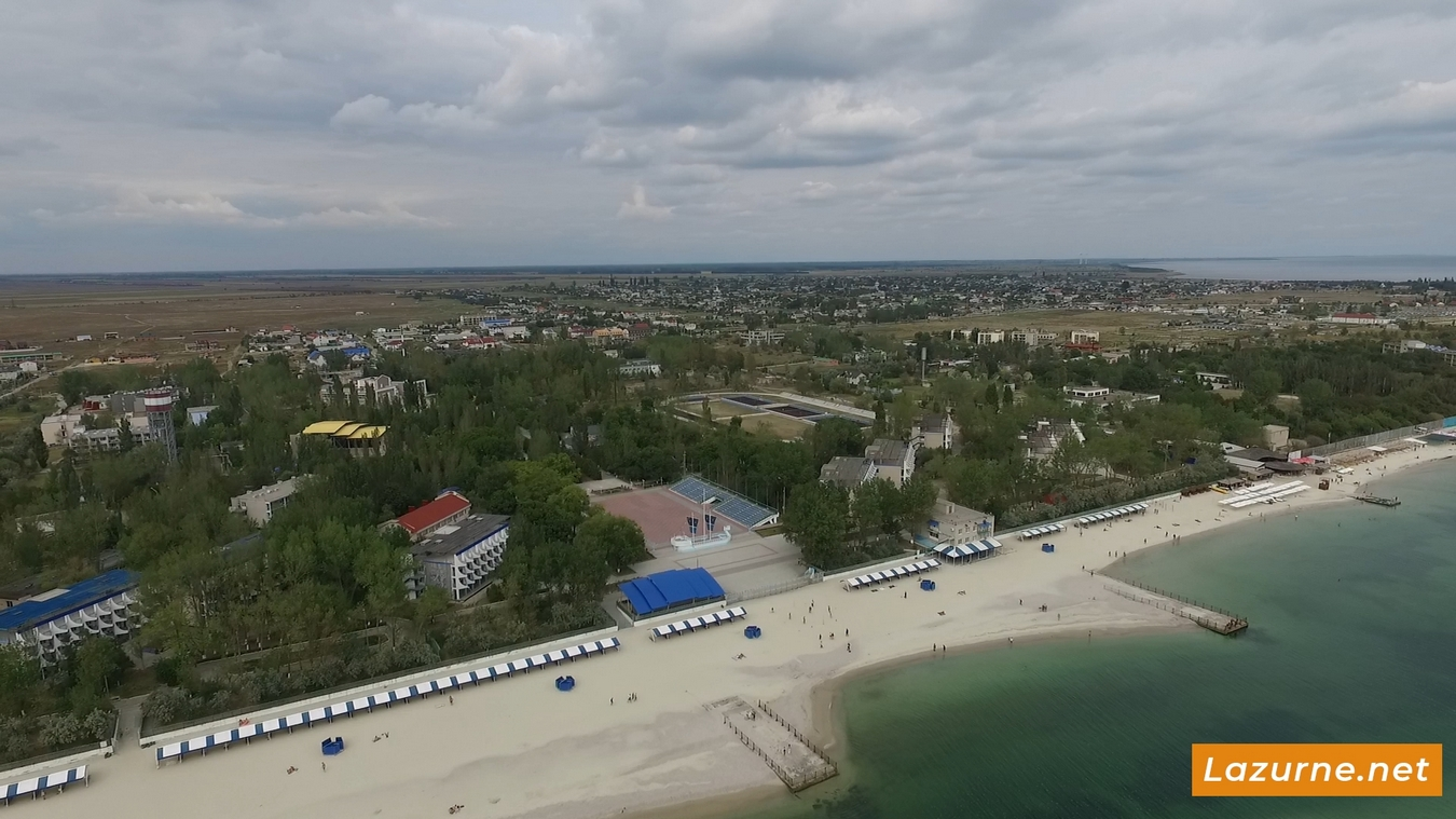 Лазурное Фото. Лазурне Херсонская область Украина. Отдых на море Лазурное 109-2