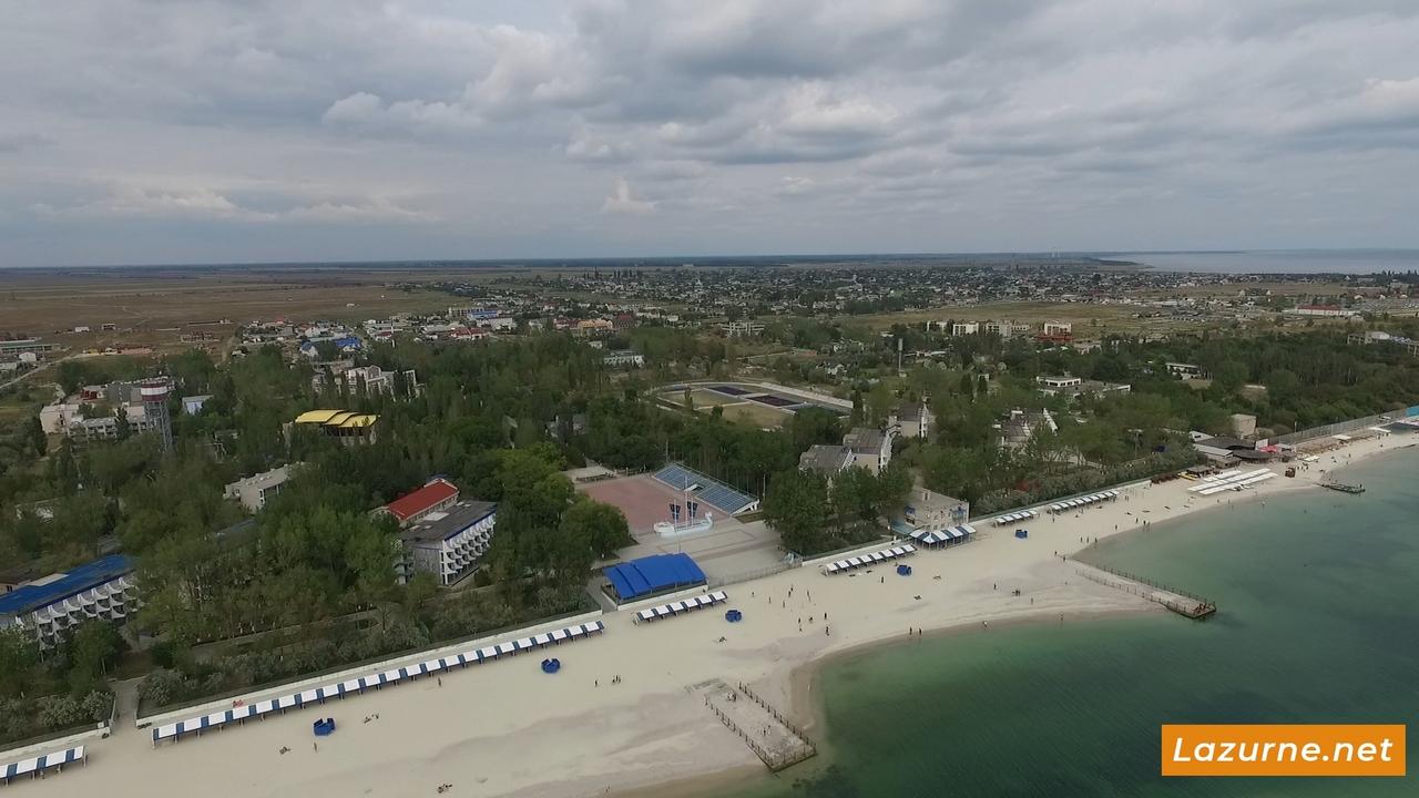 Лазурное Фото. Лазурне Херсонская область Украина. Отдых на море Лазурное 109-3