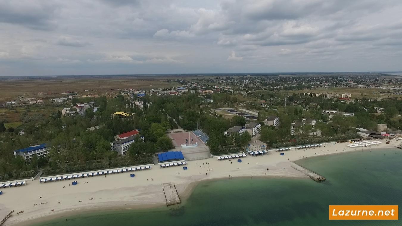 Лазурное Фото. Лазурне Херсонская область Украина. Отдых на море Лазурное 110-2