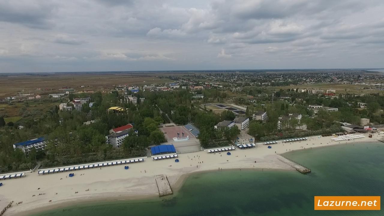Лазурное Фото. Лазурне Херсонская область Украина. Отдых на море Лазурное 110-3
