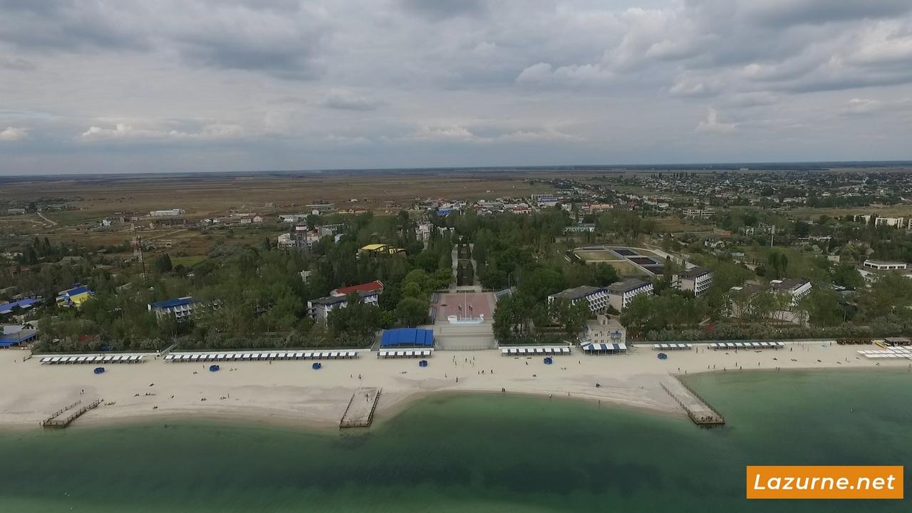 Лазурное Фото. Лазурне Херсонская область Украина. Отдых на море Лазурное 111-3