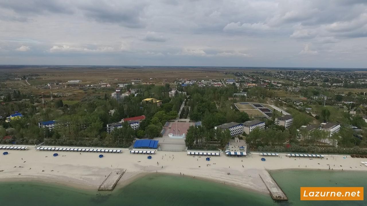 Лазурное Фото. Лазурне Херсонская область Украина. Отдых на море Лазурное 113-3