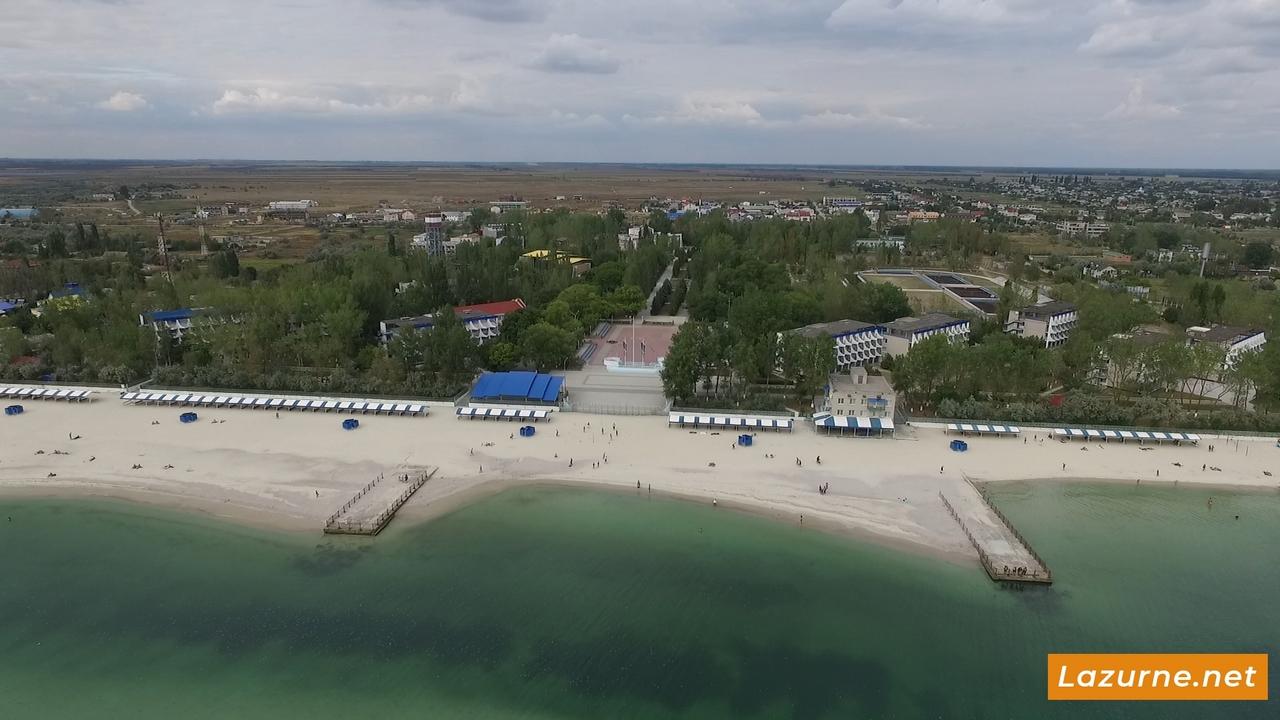 Лазурное Фото. Лазурне Херсонская область Украина. Отдых на море Лазурное 114-3
