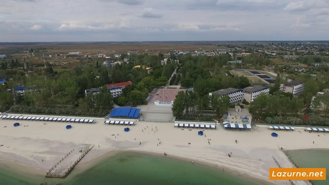 Лазурное Фото. Лазурне Херсонская область Украина. Отдых на море Лазурное 115-3