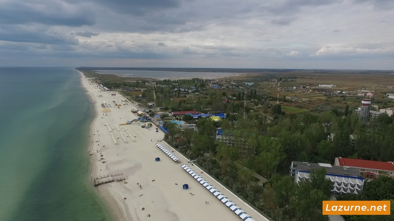 Лазурное Фото. Лазурне Херсонская область Украина. Отдых на море Лазурное 119-3