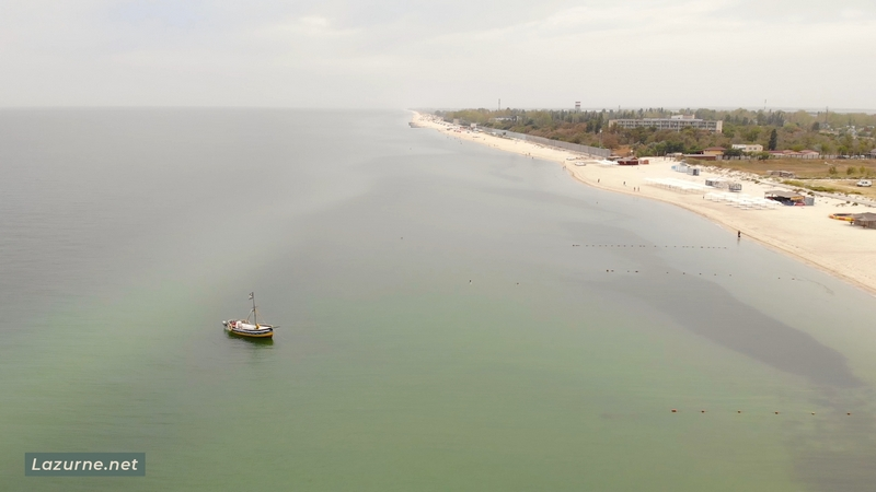 Відпочинок на морі Лазурне Лазурне Херсонська область Фото
