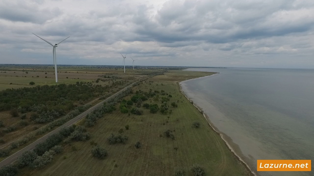 Лазурное Фото. Лазурне Херсонская область Украина. Отдых на море Лазурное 126-3