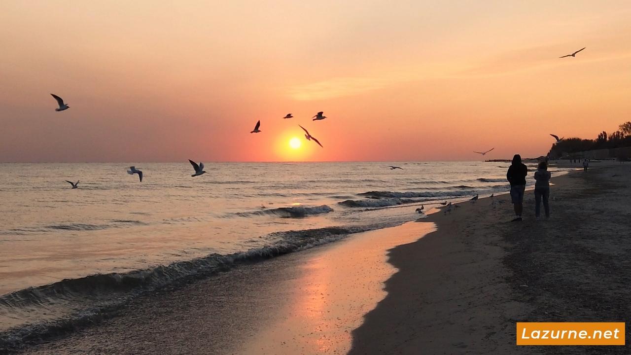Лазурное Фото. Лазурне Херсонская область Украина. Отдых на море Лазурное 135-3