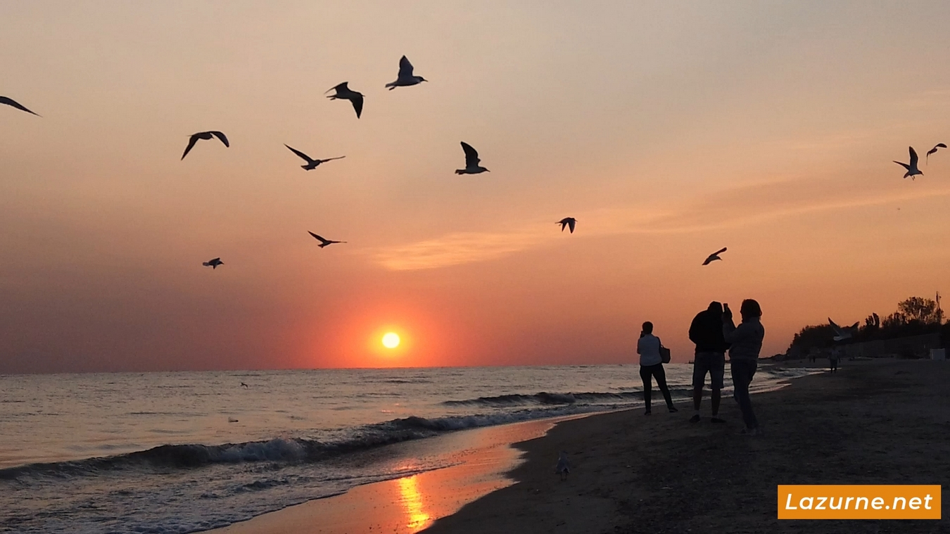 Лазурное Фото. Лазурне Херсонская область Украина. Отдых на море Лазурное 136-2