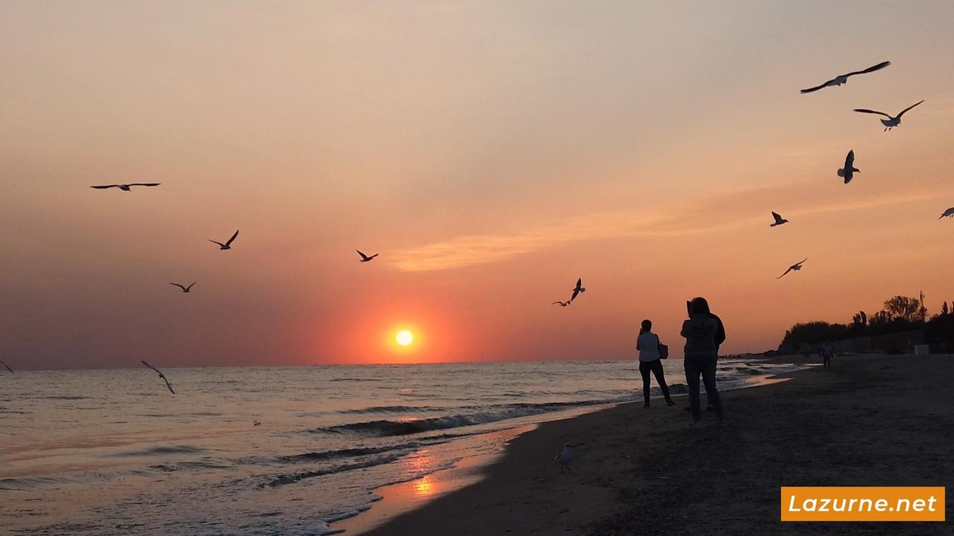Лазурное Фото. Лазурне Херсонская область Украина. Отдых на море Лазурное 137-2