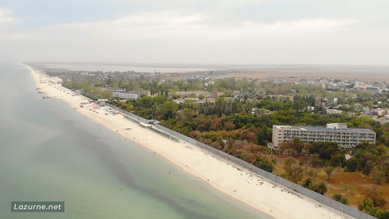 Лазурное Фото. Лазурне Херсонская область Украина. Отдых на море Лазурное 17-2