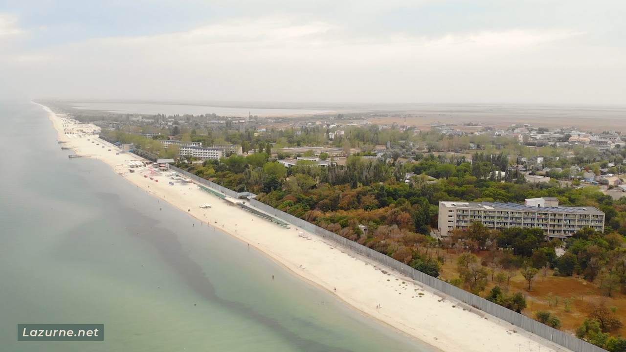 Лазурное Фото. Лазурне Херсонская область Украина. Отдых на море Лазурное 17-3