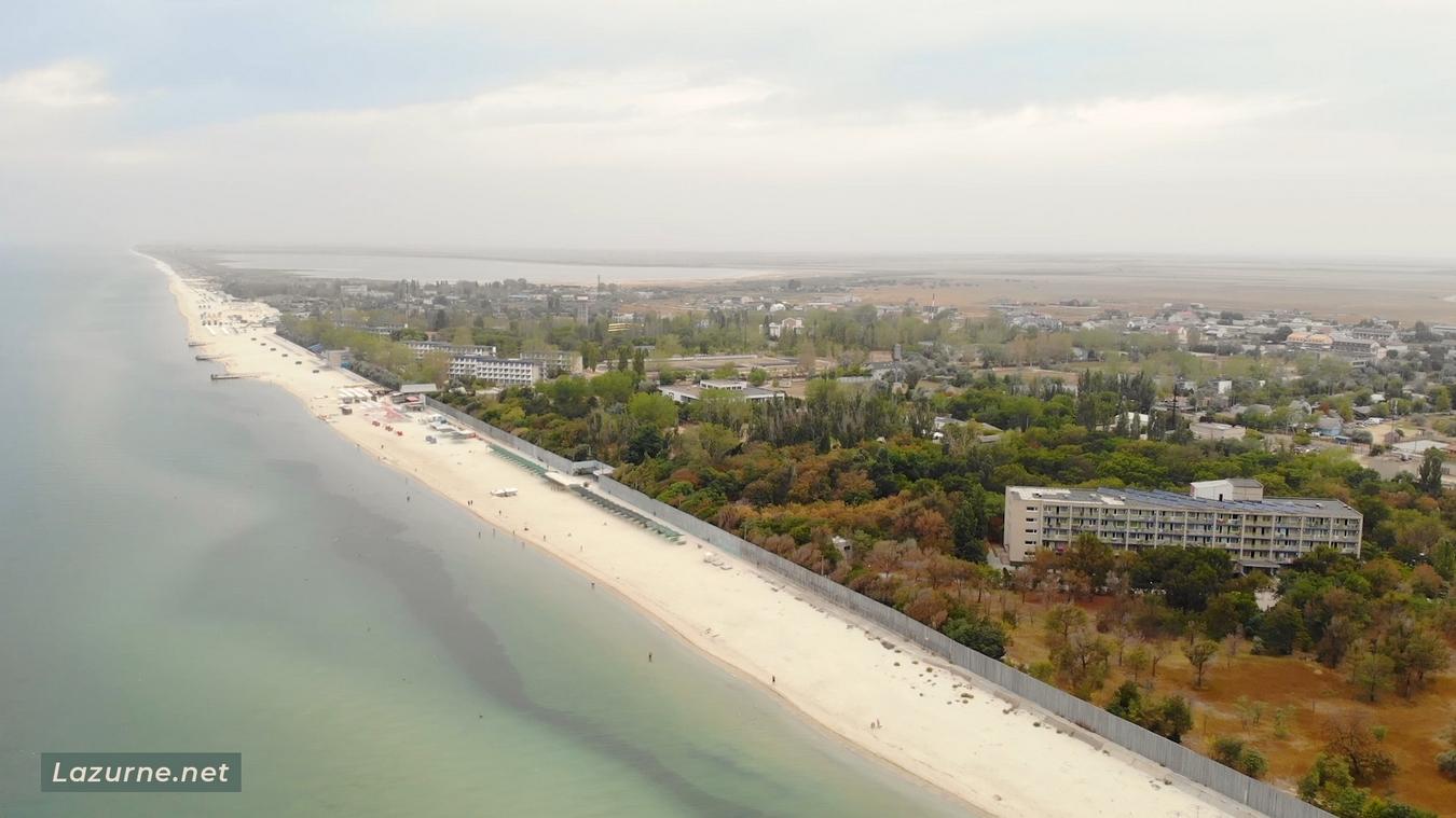 Лазурное Фото. Лазурне Херсонская область Украина. Отдых на море Лазурное 18-2