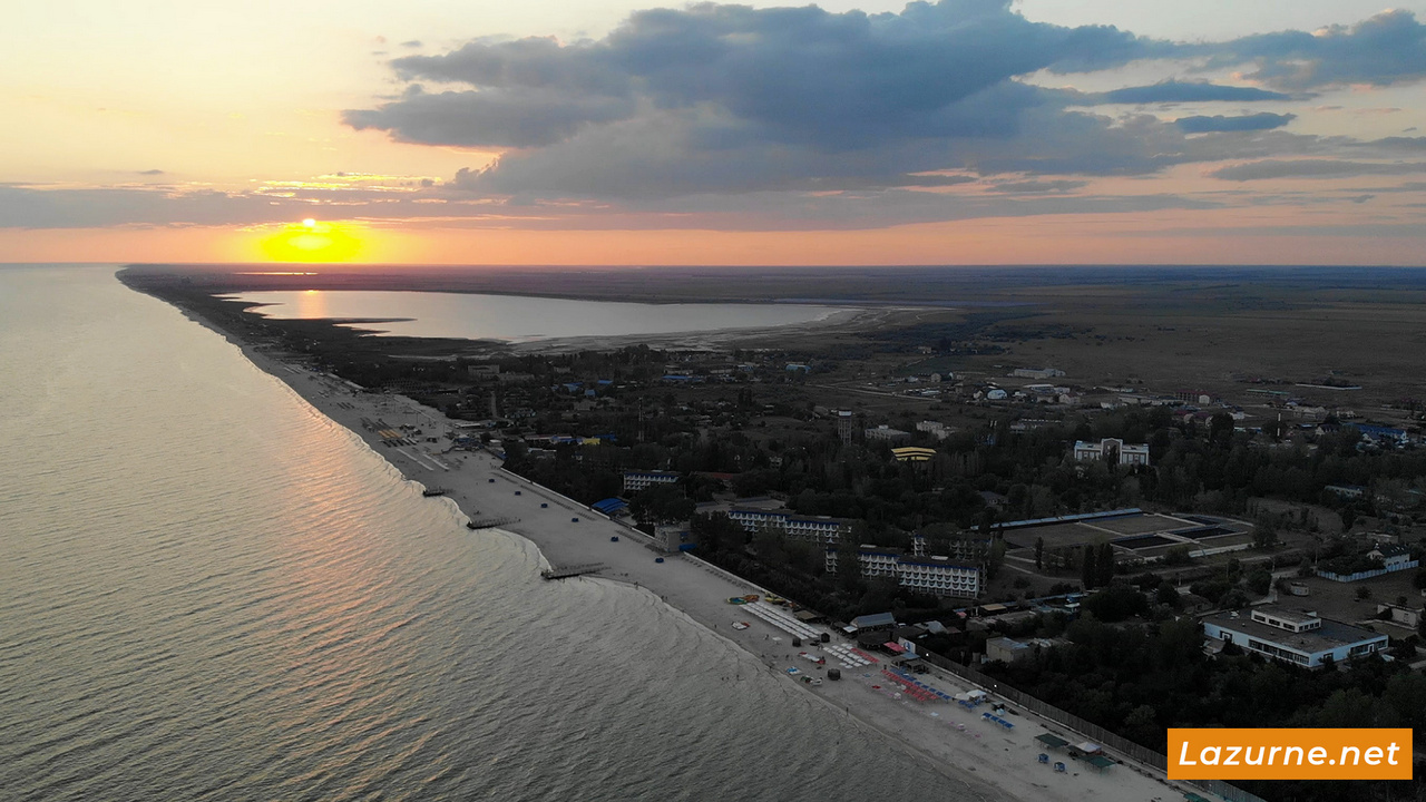 Лазурное Фото. Лазурне Херсонская область Украина. Отдых на море Лазурное 21-3