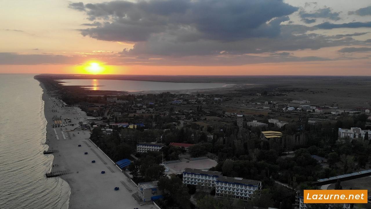 Лазурное Фото. Лазурне Херсонская область Украина. Отдых на море Лазурное 58-3
