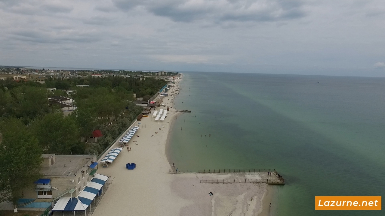 Лазурное Фото. Лазурне Херсонская область Украина. Отдых на море Лазурное 90-3
