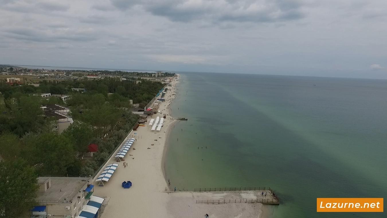 Лазурное Фото. Лазурне Херсонская область Украина. Отдых на море Лазурное 91-2